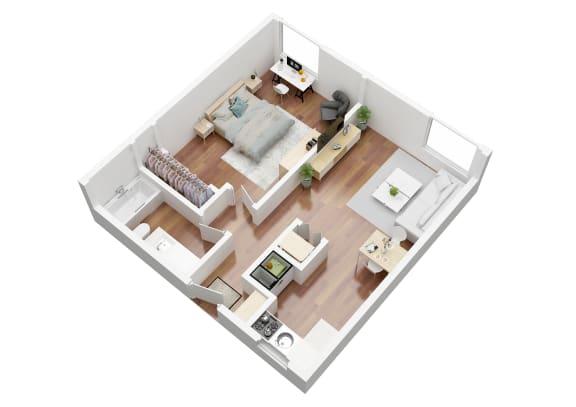 Floor Plan  Dominica