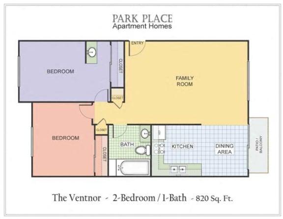 Floor Plan  Ventnor