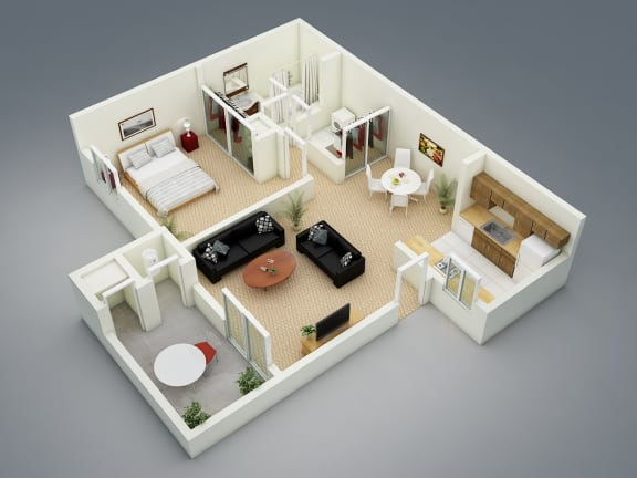 Floor Plan  Spring