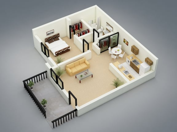 Floor Plan  Oxford