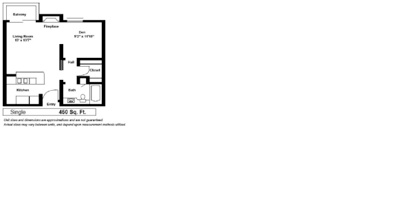 Floor Plan  Single
