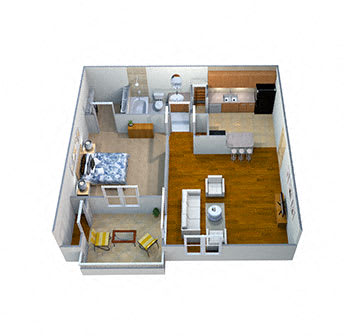 Floor Plan  Sequoia
