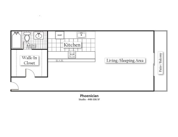 Floor Plan  Phoenician