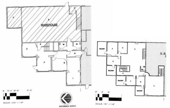 Floor Plan  Sierra Business Center Floor Plan Example D