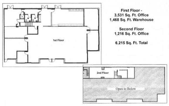 Floor Plan  Sierra Business Center Floor Plan Example E