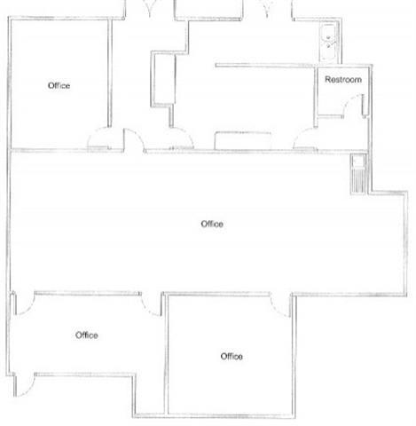 Floor Plan  Sierra Business Center Floor Plan Example C
