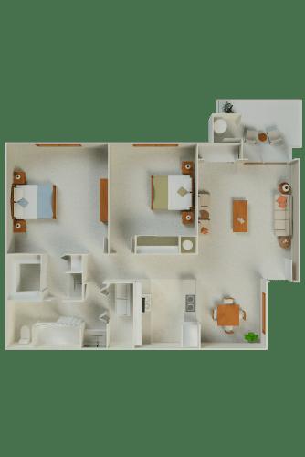 Floor Plan  Waterford