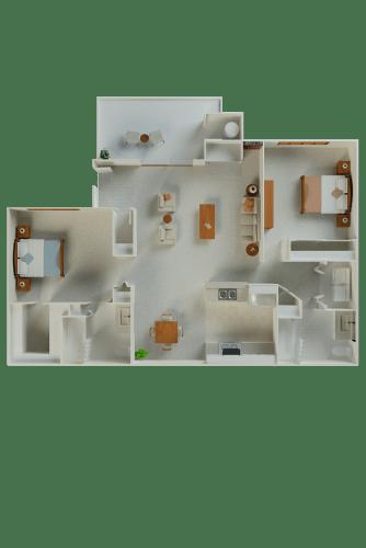 Floor Plan  Tara