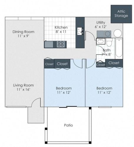 Floor Plan  The Sterling