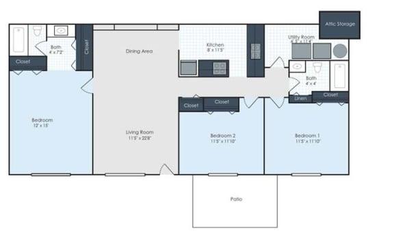 Floor Plan  The Manchester