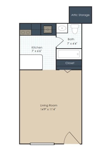 Floor Plan  The Bristol