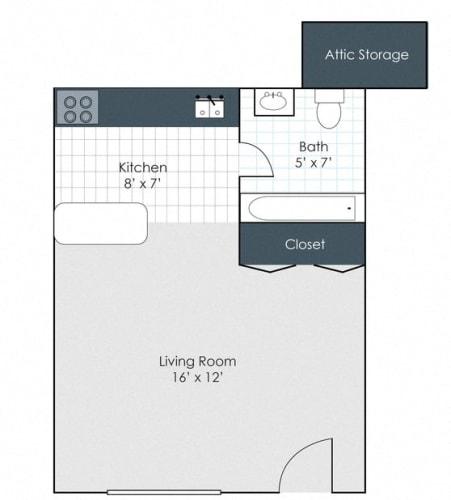 Floor Plan  The Bristol