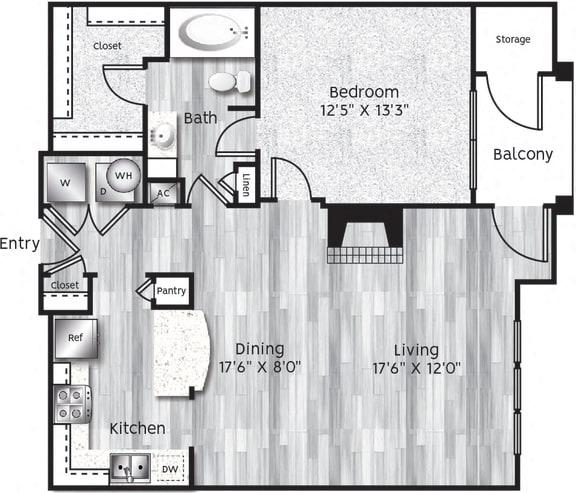 Floor Plan  A3-LA