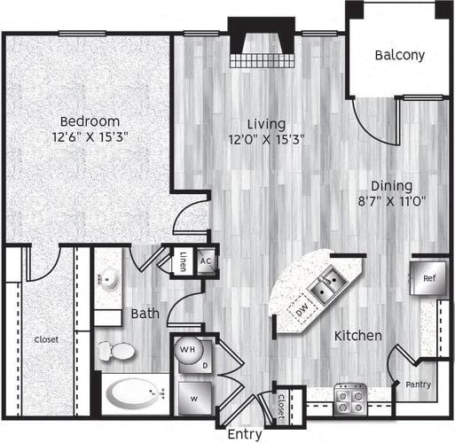 Floor Plan  A4-LA
