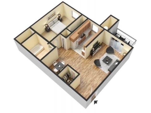 Floor Plan  Opal