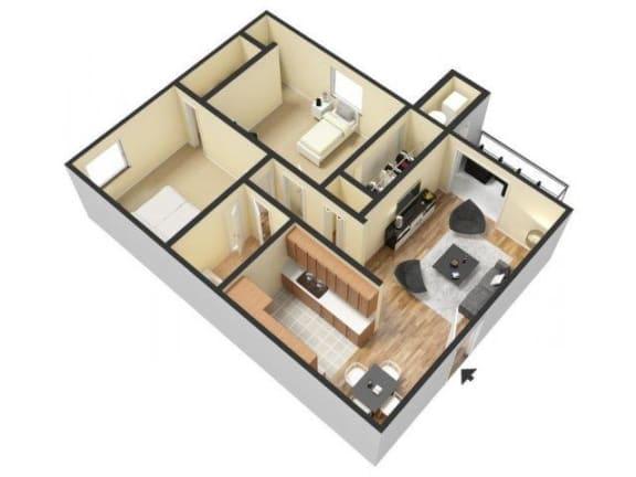 Floor Plan  Topaz