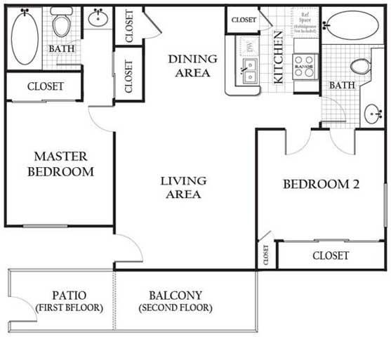 Floor Plan  Serra - C