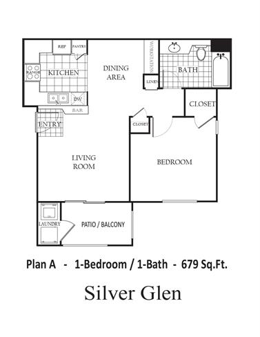 Floor Plan  Silverglen, opens a dialog.