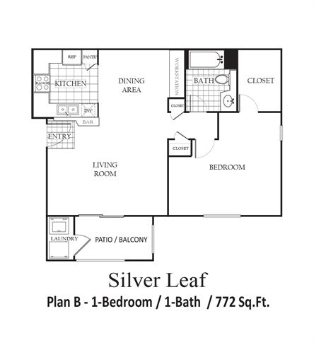 Floor Plan  Silverleaf, opens a dialog.