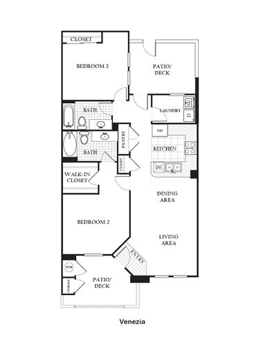 Floor Plan  Venezia
