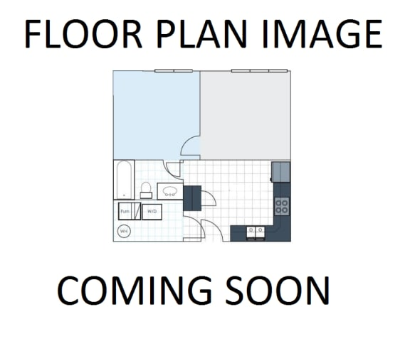 Floor Plan  Two dimensional floor plan that says image coming soon., opens a dialog.