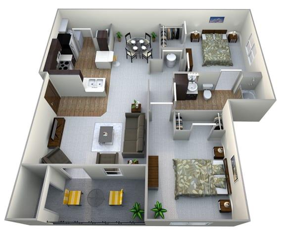 Floor Plan  AD  3D Floor Plan