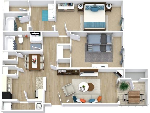 Floor Plan  Elizabeth