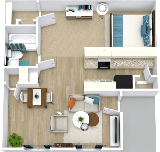 Floor Plan  Jasmine