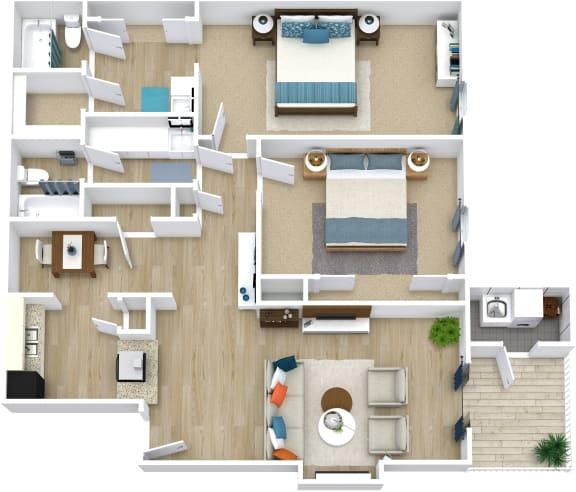Floor Plan  Kathie