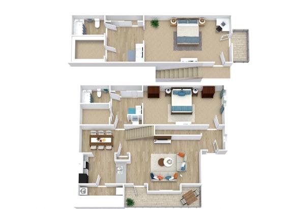 Floor Plan  Laurie