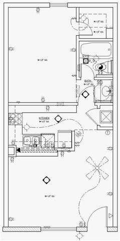 Floor Plan  at GC Square Furnished Apartments in Phoenix, AZ, opens a dialog.