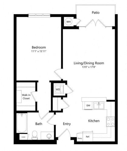 Floor Plan  Tom Collins