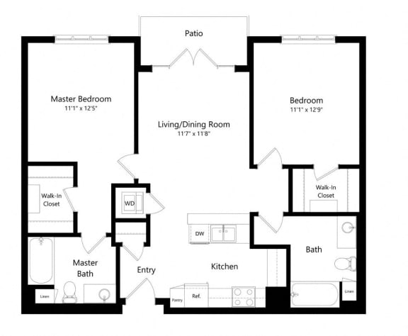 Floor Plan  Mint Julep