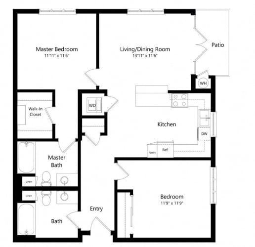 Floor Plan  Hot Toddy