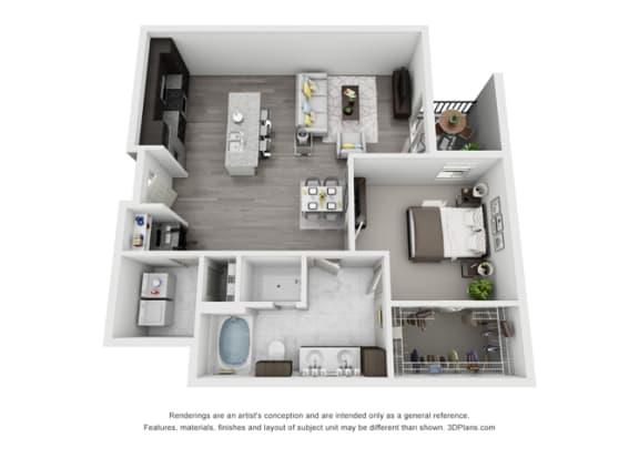 Floor Plan  I
