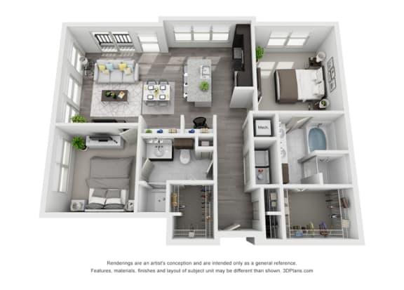 Floor Plan  N