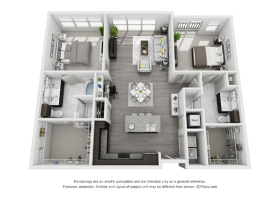 Floor Plan  O