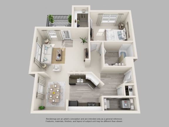 Floor Plan  Merrimac