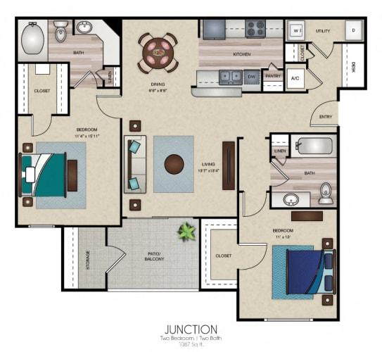 Floor Plan  Junction