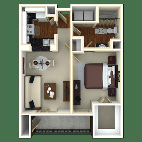 Floor Plan  WASHINGTON PALM
