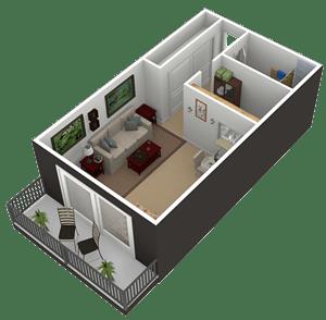 Floor Plan  S3Q