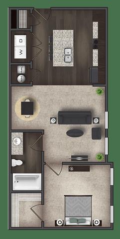 Floor Plan  A1, opens a dialog.