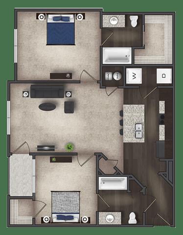 Floor Plan  B1, opens a dialog.