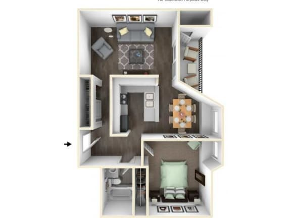 Floor Plan  Clackamas