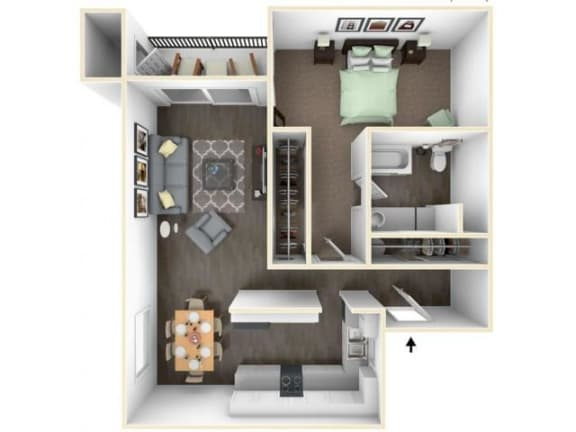 Floor Plan  Tillamook