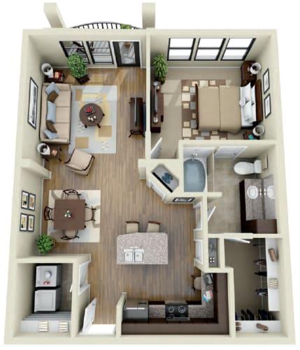 Floor Plan  Celadon