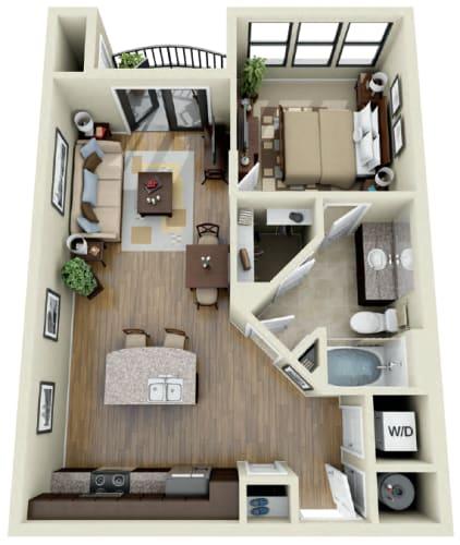 Floor Plan  Midnight
