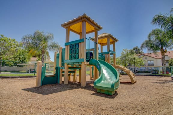 Playground at Legends at Rancho Belago, Moreno Valley, CA