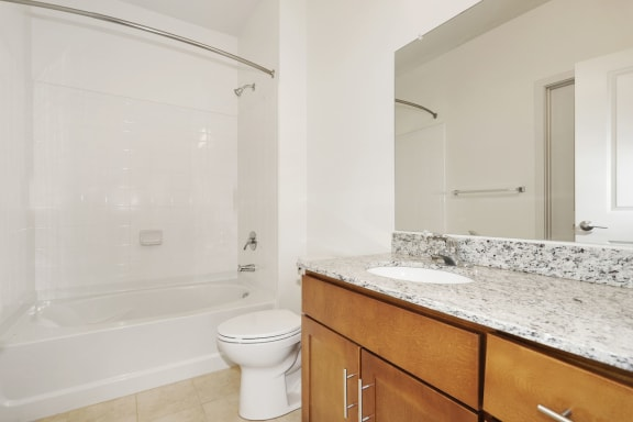 B2B Bathroom with tub at Avenue Grand, Maryland