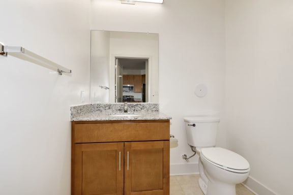 A2A Classic Bathroom at Avenue Grand, Maryland, 21236